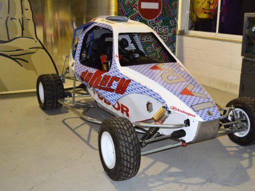 Rotulación vehículo – Quad