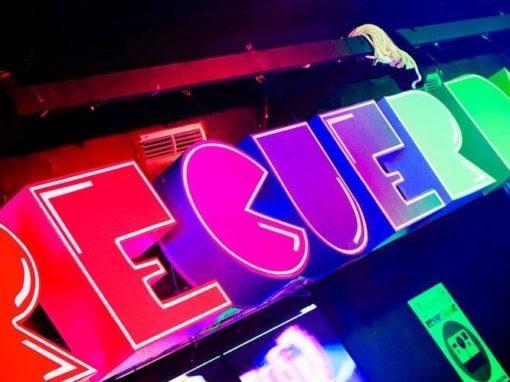 Rotulación luminosa – Discoteca «Recuérdame»