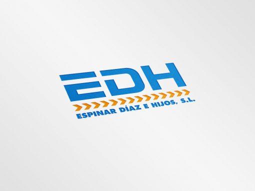 Diseño de logotipo – EDH