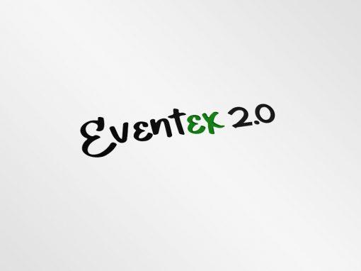 Diseño de logotipo – Eventex