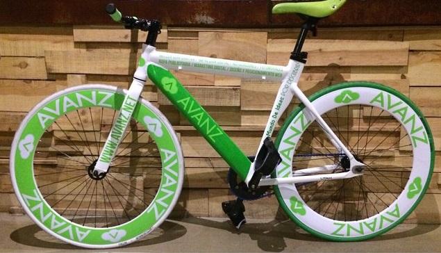 Rotulacion Integral – Bicicleta