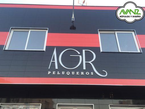 Rótulo Exterior – AGR