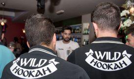 Vinilo téxtil de corte - Wild Hookah