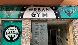 Rotulación Exterior y Cristalería - Urban Gym