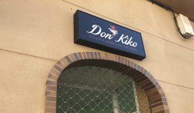 Rotulación Exterior - Don Kiko