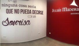 Rotulación Interior - Julián Madera Asesores