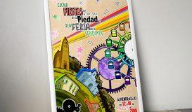 Diseño - Cartel Feria de Almendralejo
