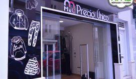 Rótulo - Tienda de ropa - Precio Único