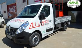 Rotulación Vehículo - Aluminios Solana (2)