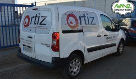 Rotulación Vehículo - Ortiz
