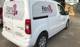 Rotulación Vehículo - Floro